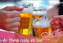 Huyền thoại rượu bia