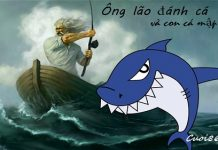 Ông lão đánh cá và con cá mập